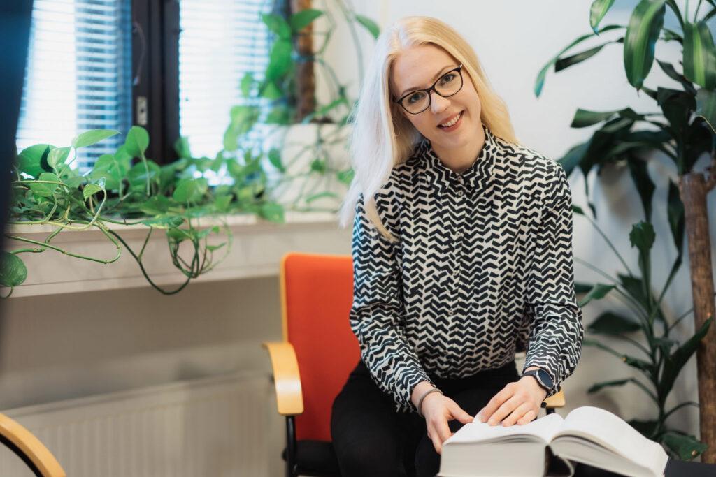 Natalie Eklund - Asianajotoimisto Kailiala